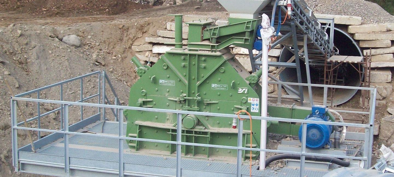 Tertiary Impact crushers PMC & PFC